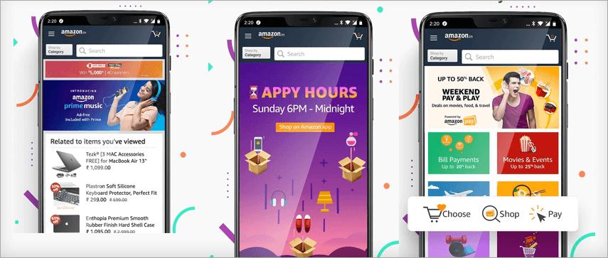 Amazon Pantry app