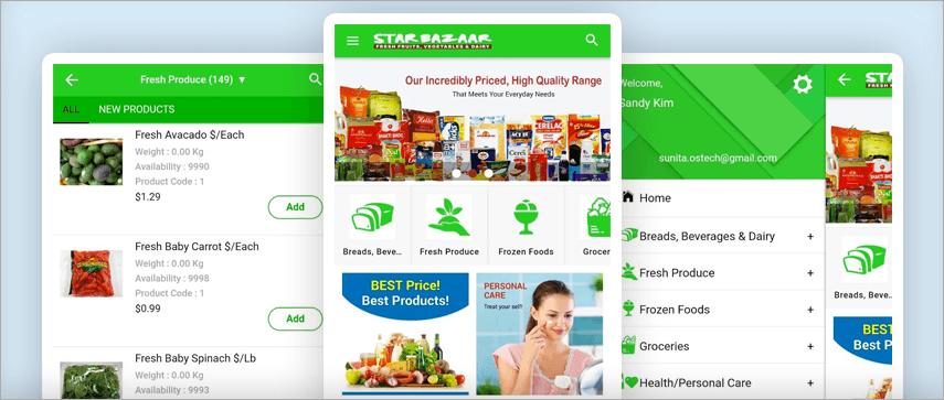 StarBazzar  app