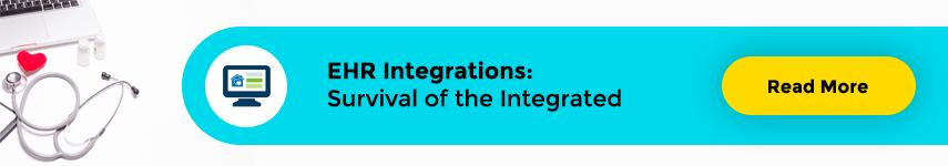 ehr integration benefits