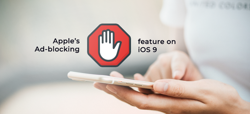 Apple's Ad-blocking feature on iOS 9