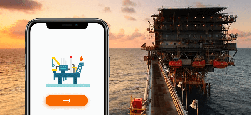 Digital Oil Field Inspection Solution within Upstream Oil & Gas Industry using Mobility