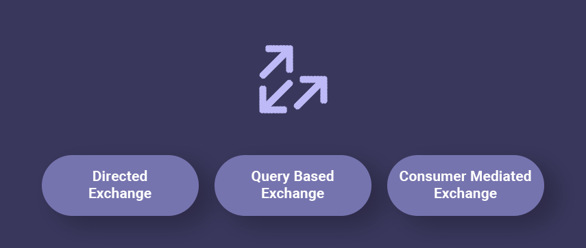 different types of health information exchange