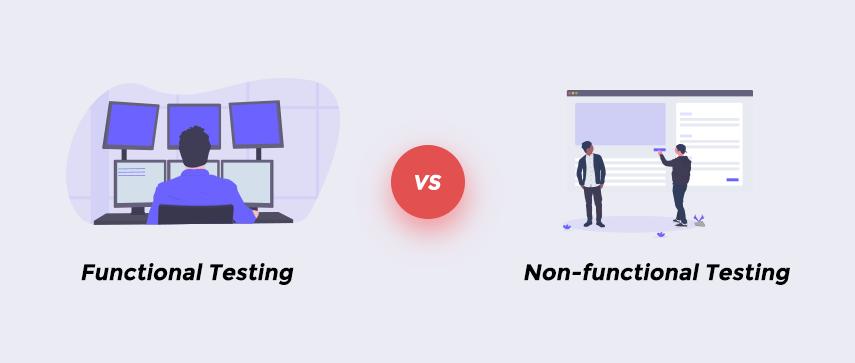 Functional vs non-functional testing