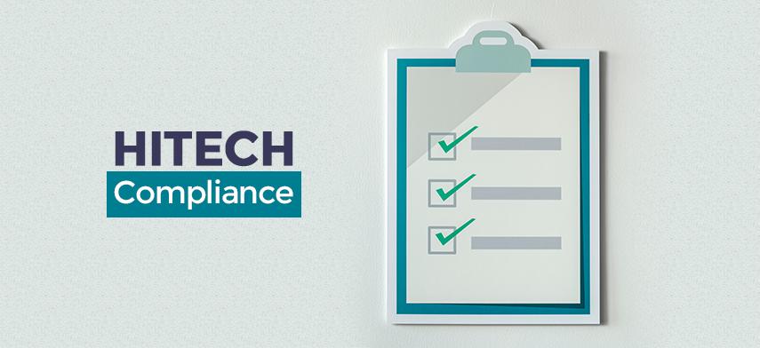 HITECH Compliance Checklist