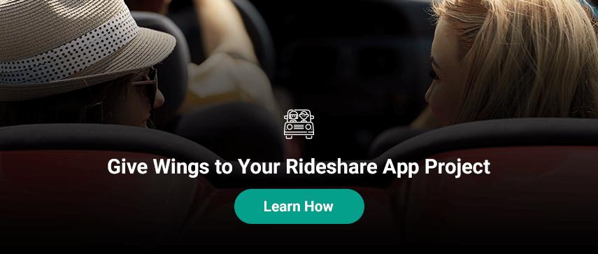 Rideshare app development Mobisoft Infotech