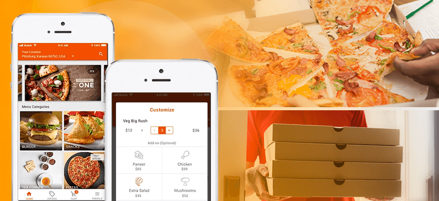 food delivery apps india