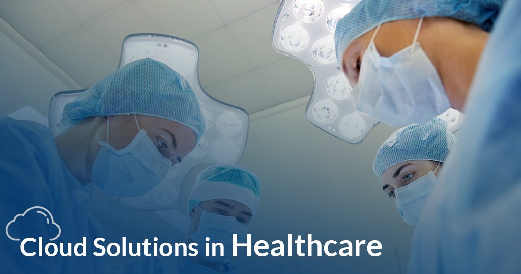 Impact of Cloud Computing on Healthcare