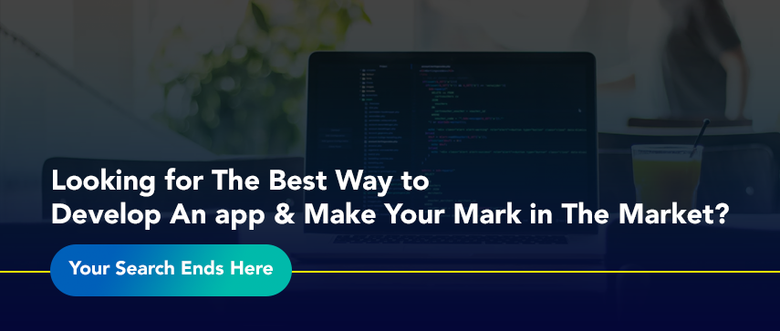 Develop an app with Mobisoft