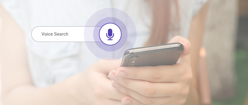 Voice search in different industries