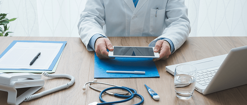Impact of Enterprise Mobility on Healthcare Industry
