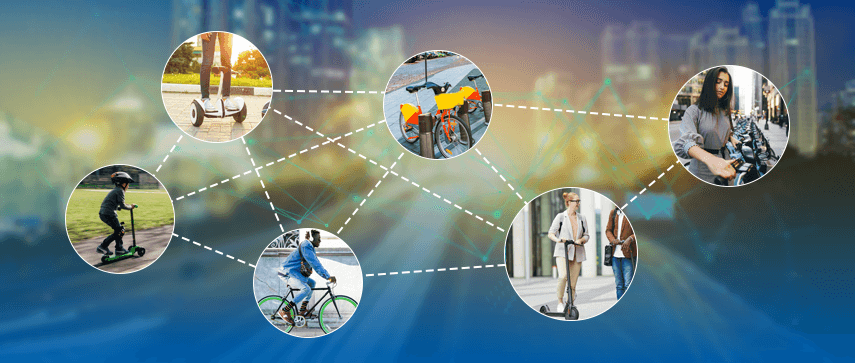Challenges of Micromobility