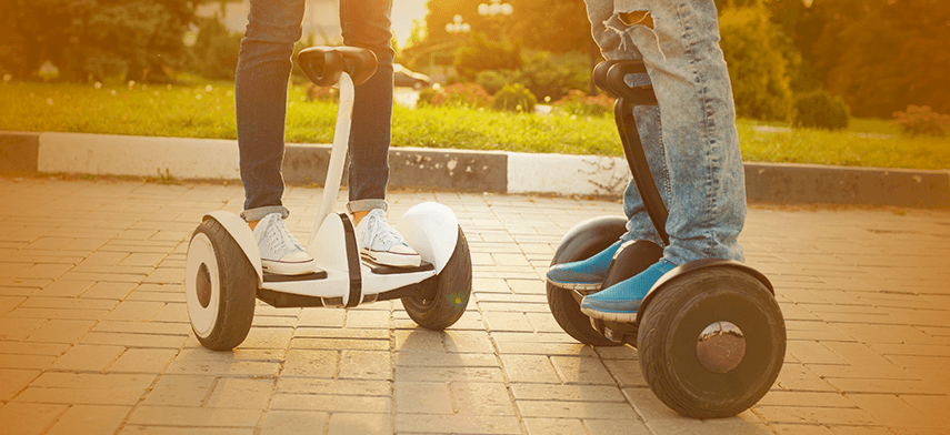 Micromobility: The Next Wave Of Eco-Friendly Transportation
