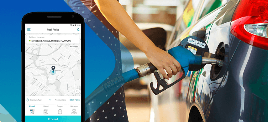 On-Demand Fuel Delivery App