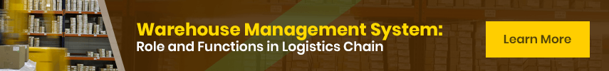 Warehouse Management System – Role and Functions in Logistics Chain