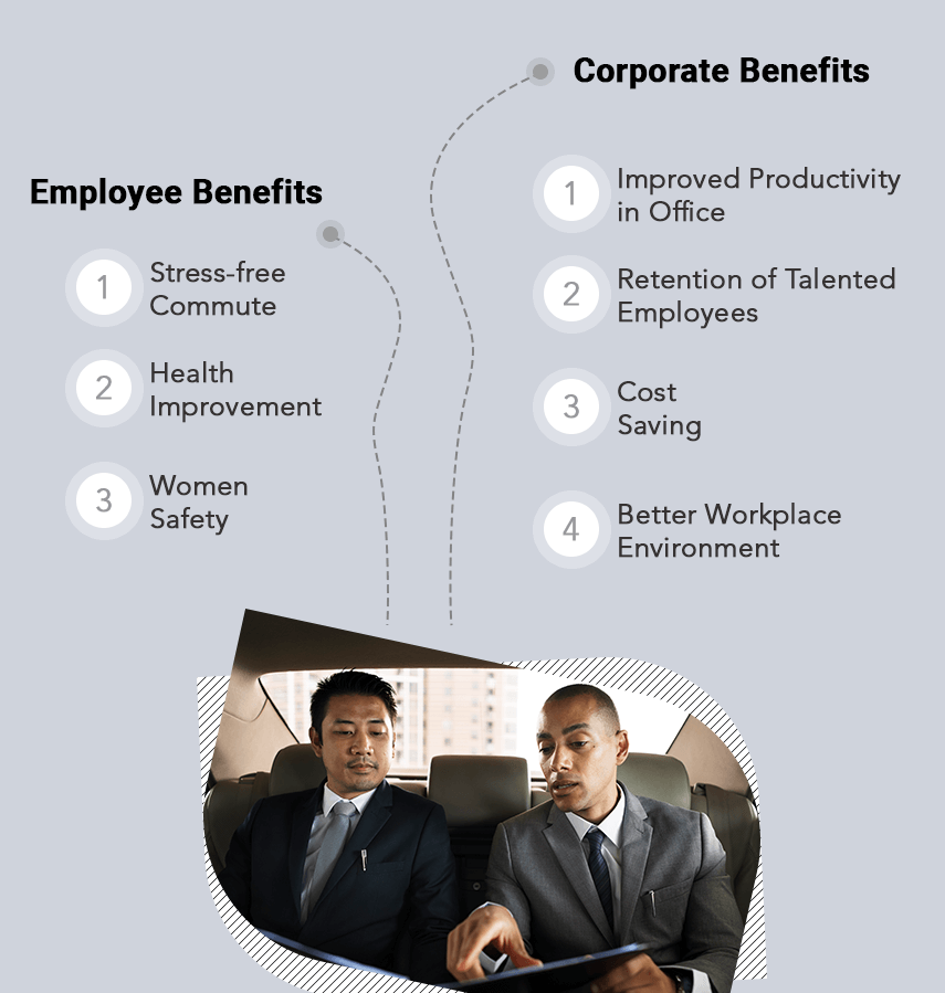 Benefits of Employee Transport Management Solution