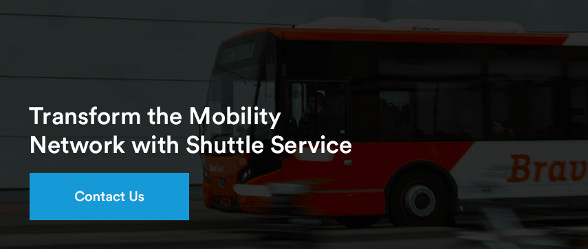 Transform the Mobility Network with Shuttle Service