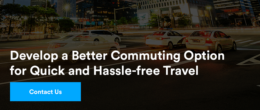 Develop a Better Commuting Options for Quick and Hassle-free Travel