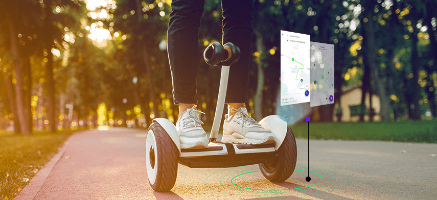 machine learning in micro mobility