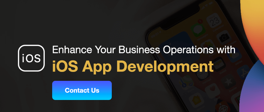 Enhance Your Business Operations with iOS App Development