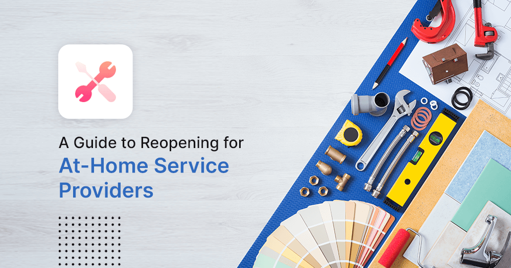 at-home service providers