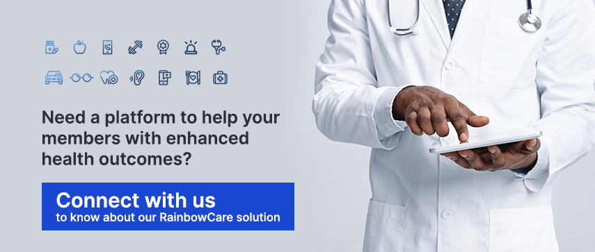 Need a platform to help your members with enhanced health outcomes?
