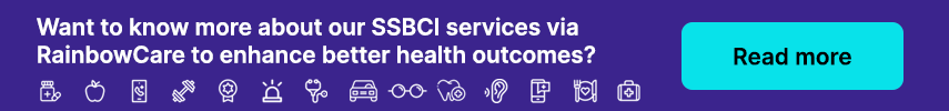 Want to know more about our SSBCI services via RainbowCare to enhance better health outcomes