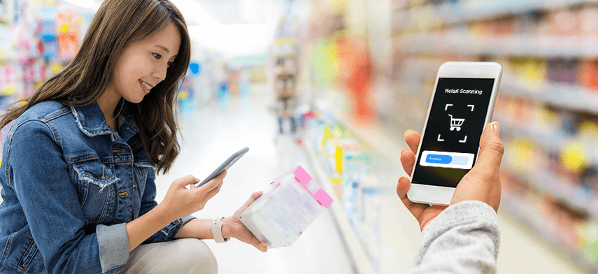 scanning solutions for retail