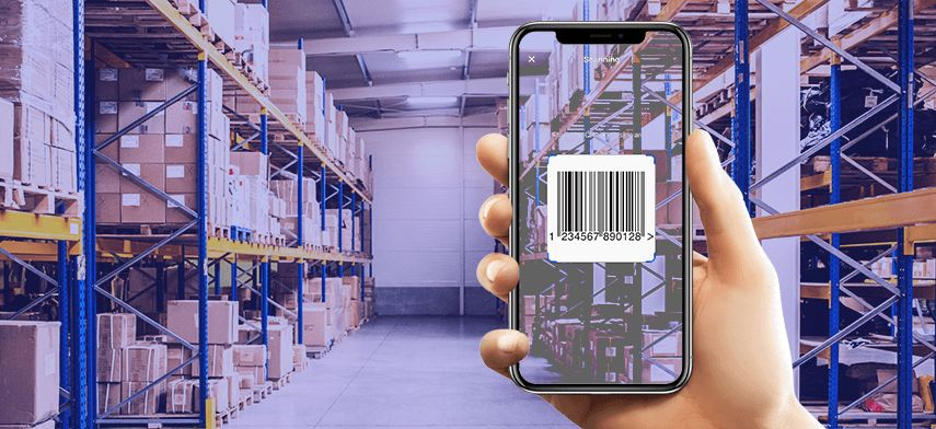 scanning solutions for logistics
