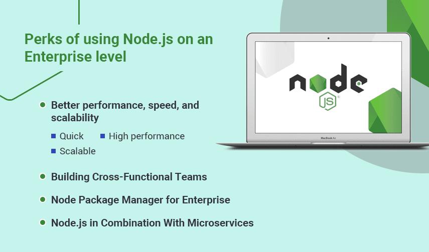 benefits of hiring node js developer