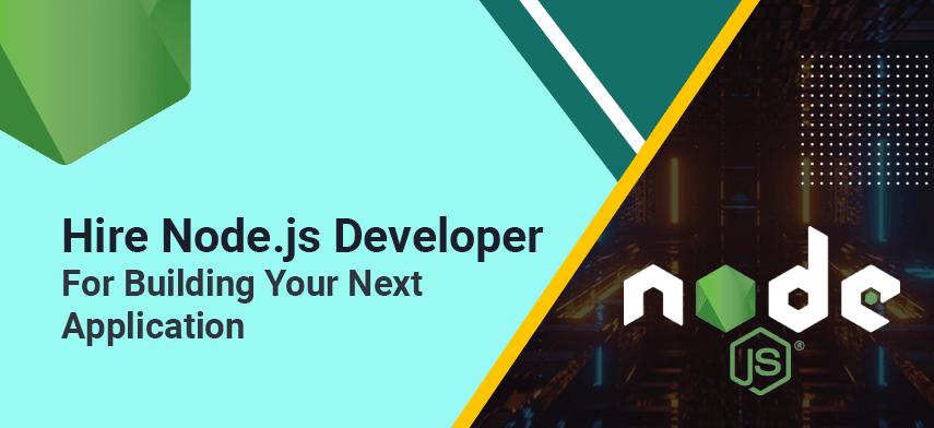 hire node. js developer