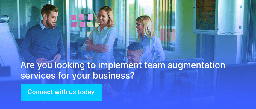 Are you looking to implement team augmentation services for your business?