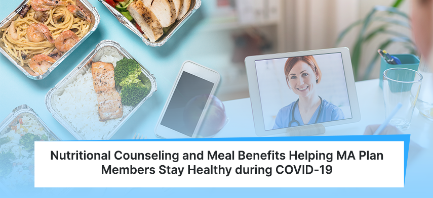 nutritional counseling and meal benefits helping ma plan members