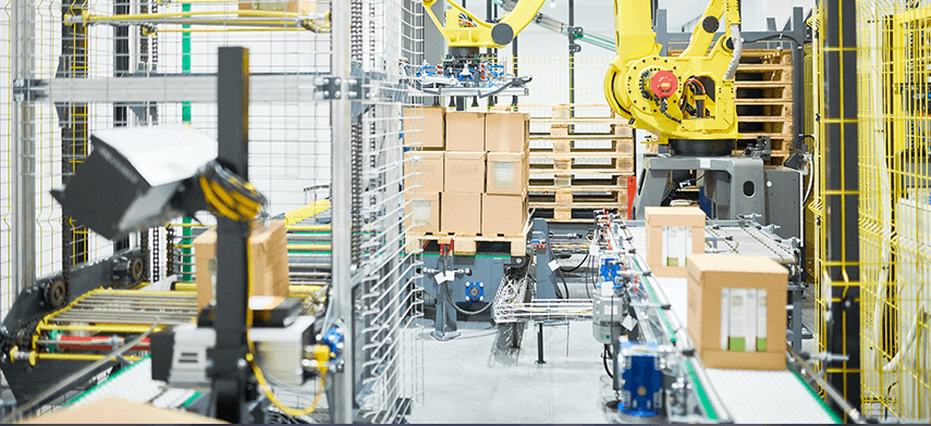 Automated Warehousing System Augmenting Warehouse Operations for Your Business