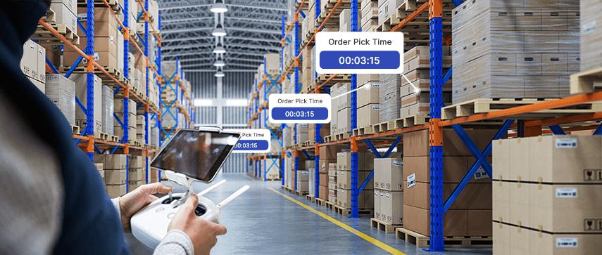 digitization streamlining warehouse management services