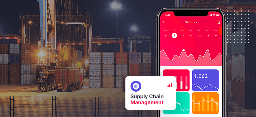 mobile communications: transforming supply chain management solution on the go