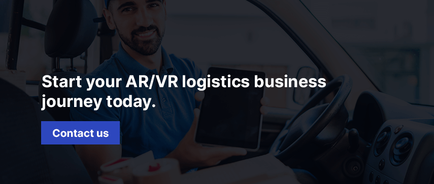 Start your AR/VR logistics business journey today. Contact us.