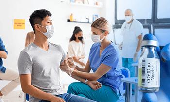 Accelerating COVID-19 Vaccine Distribution through NEMT Services