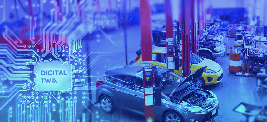 how is digital twin technology impacting the automotive industry?