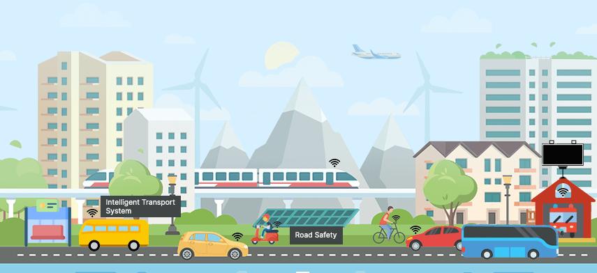 Intelligent transportation system - best option for smart cities