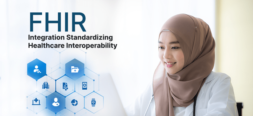fast healthcare interoperability resource improving health data interoperability