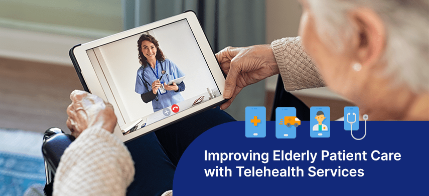 expanding care delivery service offerings with telehealth access for senior care