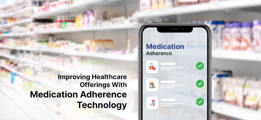 medical adherence technology and pharmacy benefits